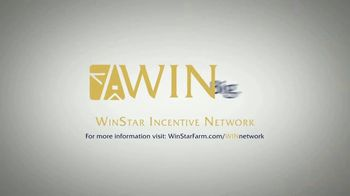 WinStar Farm, LLC Incentive Network TV Spot, 'Breeders and Incentives' - Thumbnail 8