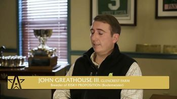 WinStar Farm, LLC Incentive Network TV Spot, 'Breeders and Incentives'