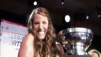 The Collegiate Women Sports Awards TV Spot, 'The Honda Cup' - Thumbnail 4