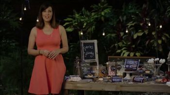 Hershey's TV Spot, 'Ion: S'mores Saturday' Featuring Lauren O'Quinn