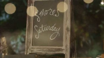 Hershey's TV Spot, 'Ion: S'mores Saturday' Featuring Lauren O'Quinn - 10 commercial airings