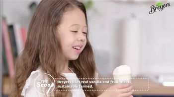 Breyers Natural Vanilla TV Spot, 'Kids Give The Scoop'