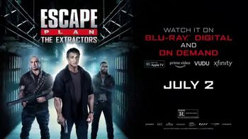 Escape Plan: The Extractors Home Entertainment TV Spot - Thumbnail 9