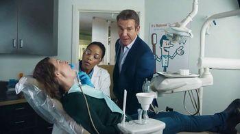 Esurance TV Spot, 'Dentist' Featuring Dennis Quaid
