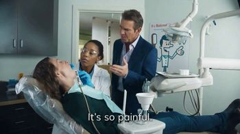 Esurance TV Spot, 'Dentist' Featuring Dennis Quaid