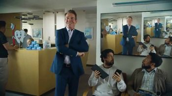 Esurance TV Spot, 'Dentist' Featuring Dennis Quaid - Thumbnail 4