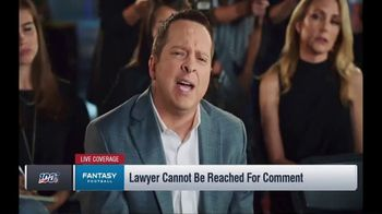 NFL Fantasy Football TV Spot, 'Live Coverage' Featuring Lindsay Rhodes, Michael Fabiano - Thumbnail 8