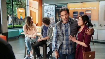Boost Mobile Unlimited Gigs TV Spot, 'Road Trip: Four Lines'