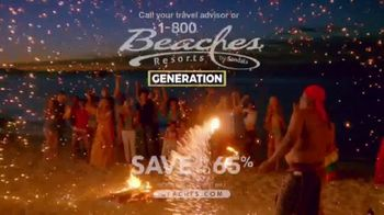 Beaches TV Spot, 'Generation Everyone: The World's Best Beaches' - Thumbnail 10