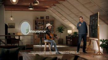 Nationwide Insurance TV Spot, 'The Jingle Sessions: Forte' Feat. Brad Paisley, Peyton Manning - Thumbnail 9