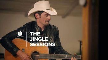 Nationwide Insurance TV Spot, 'The Jingle Sessions: Forte' Feat. Brad Paisley, Peyton Manning - Thumbnail 1
