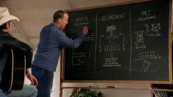 Nationwide Insurance TV Spot, 'The Jingle Sessions: Forte' Feat. Brad Paisley, Peyton Manning - Thumbnail 5