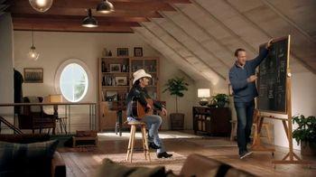 Nationwide Insurance TV Spot, 'The Jingle Sessions: Forte' Feat. Brad Paisley, Peyton Manning - Thumbnail 7