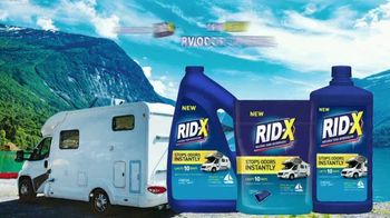Rid-X TV Spot, 'Science Fair: RV Odor Control' - Thumbnail 7