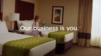 Choice Hotels TV Spot, 'Our Business Is You: Family Time'