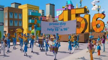 Amazon Prime Day TV Spot, 'Marching Band: Two Days of Epic Deals'