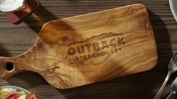 Outback Steakhouse TV Spot, 'Your Favorites Bloom-ified' Song by Tag Team - Thumbnail 1
