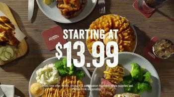 Outback Steakhouse TV Spot, 'Your Favorites Bloom-ified' Song by Tag Team - Thumbnail 9