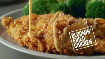 Outback Steakhouse TV Spot, 'Your Favorites Bloom-ified' Song by Tag Team - Thumbnail 8