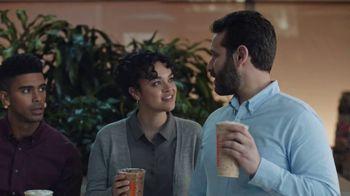 Dunkin' Donuts Hershey's Candy Flavors TV Spot, 'Dessert Island' - Thumbnail 8