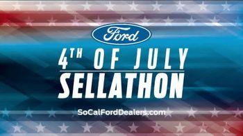 Ford 4th of July Sellathon TV Spot, 'Explorer' [T2] - Thumbnail 6