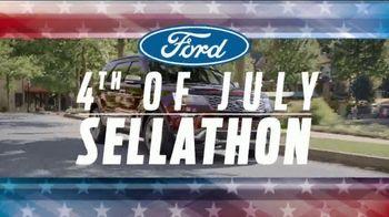 Ford 4th of July Sellathon TV Spot, 'Explorer' [T2] - Thumbnail 1