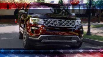 Ford 4th of July Sellathon TV Spot, 'Explorer' [T2] - Thumbnail 2