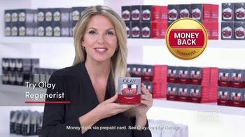 Olay Regenerist Micro-Sculpting Cream TV Spot, 'Brand Power: Prestigious' - Thumbnail 9