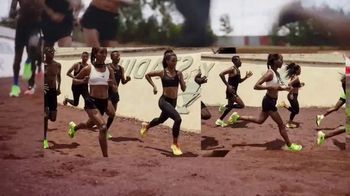 Nike Zoom TV Spot, 'The Dibaba Sisters' Featuring Tirunesh Dibaba, Genzebe Dibaba & Ejegayehu Dibaba - Thumbnail 7