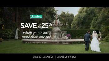 Amica Mutual Insurance Company TV Spot, 'Bride' - Thumbnail 7