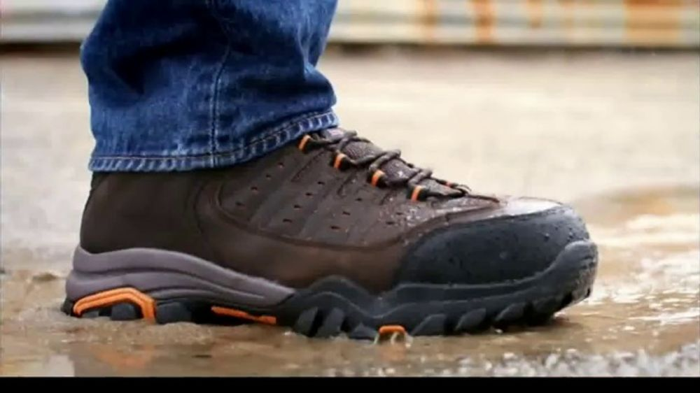 Skechers Work Footwear Tv Commercial Demand The Most
