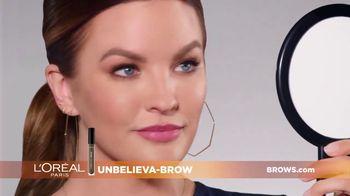 L'Oreal Paris Unbelieva-Brow TV Spot, 'Sparse Eyebrows' Featuring Becca Tilley, Sir John - Thumbnail 10