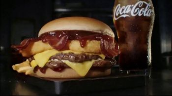 Jack in the Box BBQ Bacon Double Cheeseburger Combo TV Spot, 'GIF' - Thumbnail 9