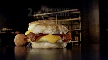 Jack in the Box 2-for-$4 Breakfast Biscuits TV Spot, 'Reactions: Dang Dance' - Thumbnail 8