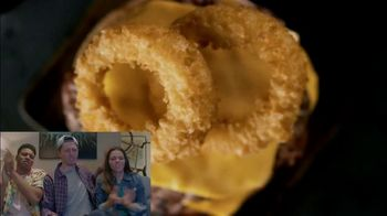 Jack in the Box BBQ Bacon Double Cheeseburger TV Spot, 'Reactions: J-Bo' - Thumbnail 4