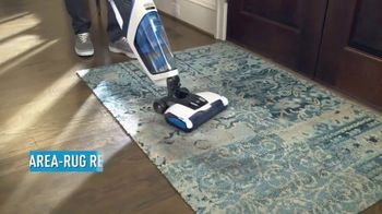Hoover ONEPWR FloorMate Jet TV Spot, 'Vacuum, Wash and Suction' - Thumbnail 2