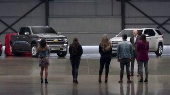 Chevrolet Venta del 4 de Julio TV Spot, 'La elección' [Spanish] [T2]