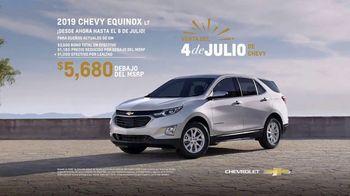Chevrolet Venta del 4 de Julio TV Spot, 'La elección' [Spanish] [T2] - Thumbnail 7