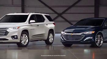 Chevrolet Venta del 4 de Julio TV Spot, 'La elección' [Spanish] [T2] - Thumbnail 5