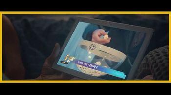 Subway Ciabatta Collection TV Spot, 'El sorteo final' canción de Victimas Del Dr. Cerebro [Spanish]