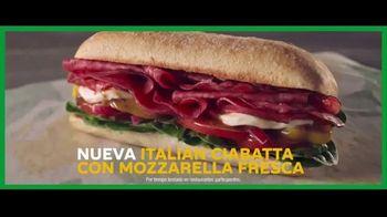 Subway Ciabatta Collection TV Spot, 'El sorteo final' canción de Victimas Del Dr. Cerebro [Spanish] - Thumbnail 7