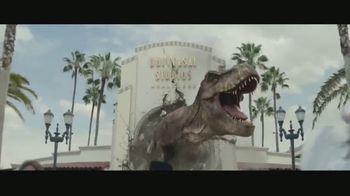 Universal Studios Hollywood TV Spot, 'Jurassic World the Ride: más que real' [Spanish] - Thumbnail 4