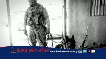 K9s For Warriors TV Spot, 'Military Policeman' - Thumbnail 1