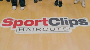 Sport Clips Instant Replay TV Spot, 'Thank You' - Thumbnail 1