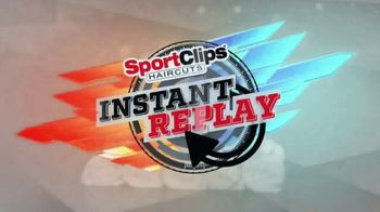 Sport Clips Instant Replay TV Spot, 'Thank You' - Thumbnail 10