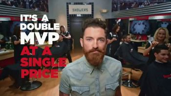 Sport Clips Instant Replay TV Spot, 'Thank You' - Thumbnail 9