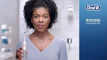 Oral-B Power TV Spot, 'Toss and Reach'