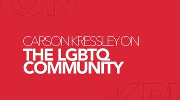 Erase the Hate TV Spot, 'USA Network: Carson Kressley Talks About the LGBTQ Community' - Thumbnail 1