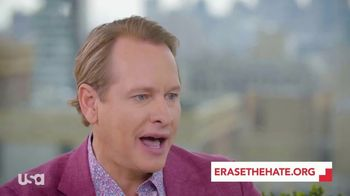 Erase the Hate TV Spot, 'USA Network: Carson Kressley Talks About the LGBTQ Community' - Thumbnail 7