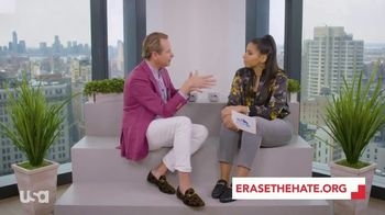 Erase the Hate TV Spot, 'USA Network: Carson Kressley Talks About the LGBTQ Community' - Thumbnail 8